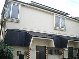 埼玉県さいたま市浦和区本太2丁目の賃貸アパートの外観