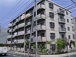 メゾン・ド・ベール早稲田3[1階]の外観
