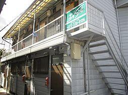 スリーハイツ[1階]の外観