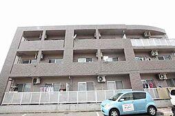 広島県福山市山手町3丁目の賃貸マンションの外観