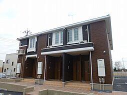 リオン ヴェルソーD棟[2階]の外観