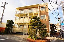 兵庫県伊丹市稲野町8丁目の賃貸マンションの外観