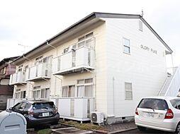 香川県高松市香西南町の賃貸アパートの外観