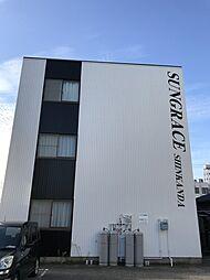 サングレイス新神田[202号室]の外観