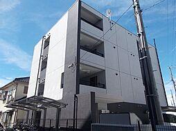兵庫県姫路市市之郷の賃貸アパートの外観
