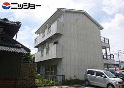 シャンポール21[3階]の外観