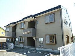 静岡県磐田市明ケ島の賃貸アパートの外観