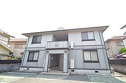 兵庫県姫路市御立西2丁目の賃貸アパートの外観