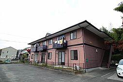 佐賀県鳥栖市村田町の賃貸アパートの外観