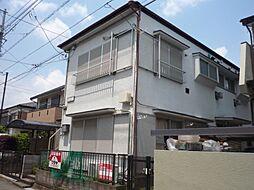 東京都町田市南成瀬5丁目の賃貸アパートの外観