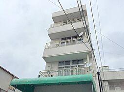 岡山県岡山市中区小橋町2丁目の賃貸アパートの外観