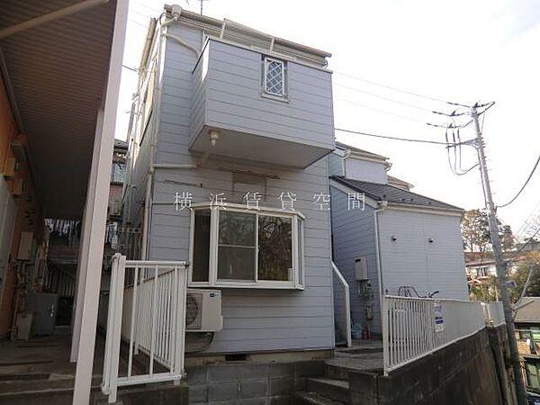 ニューエクセレントハウス山手[1階]の外観