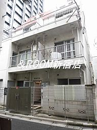 中山ビル[202号室]の外観