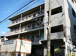 ブルースカイマンション[301号室]の外観
