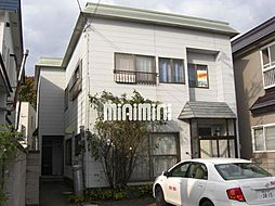 古川アパート[1階]の外観