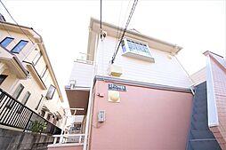 ステップ中金杉[102号室]の外観