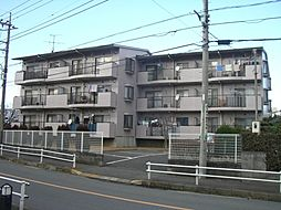 東京都町田市南町田3丁目の賃貸マンションの外観