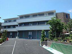 グリーンフォレスト湘南[101号室]の外観