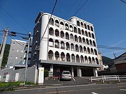 福岡県北九州市小倉北区山門町の賃貸マンションの外観