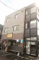 北海道札幌市北区北二十三条西8丁目の賃貸アパートの外観