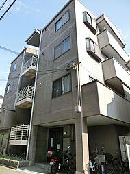大阪府大阪市平野区背戸口1丁目の賃貸マンションの外観