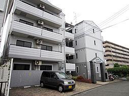 プレステージフジ久米田壱番館[203号室]の外観