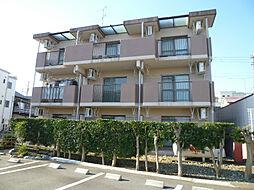 静岡県磐田市見付梅屋町の賃貸マンションの外観