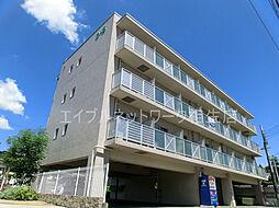 O−6マンション[203号室]の外観