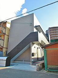 Lirest Suminoe[1階]の外観