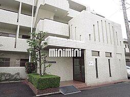 元宮町スカイマンション[1階]の外観