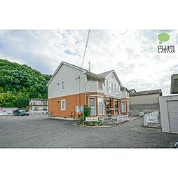 岡山県岡山市東区神崎町の賃貸アパートの外観