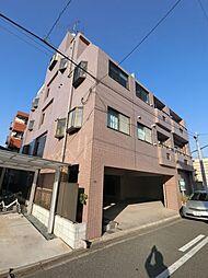 千葉県千葉市中央区亀井町の賃貸マンションの外観