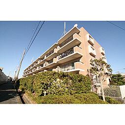 兵庫県神戸市北区鈴蘭台北町6丁目の賃貸マンションの外観