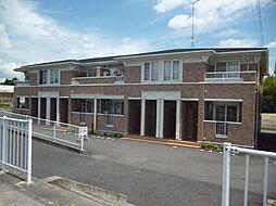 滋賀県甲賀市甲南町野尻の賃貸アパートの外観