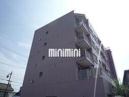 コーポヤマギワ[4階]の外観