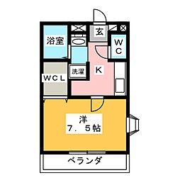 男川駅 4.6万円