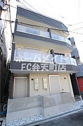 FINE SQUARE 朝潮橋[1階]の外観