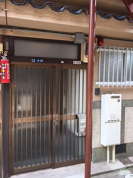 京栄ハイツ 1階の賃貸【大阪府 / 大東市】