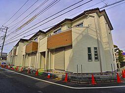リバティ竹の塚[2階]の外観