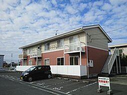香川県丸亀市土器町東1の賃貸アパートの外観