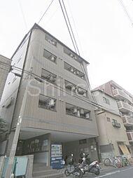 大阪府堺市堺区材木町西2丁の賃貸マンションの外観