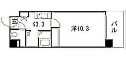 ハーモニー・コート[5階]の間取り