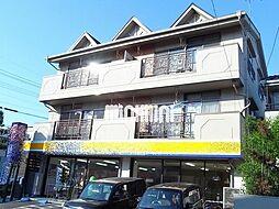 第二コーポ山田[3階]の外観