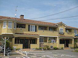 大阪府富田林市喜志町5丁目の賃貸アパートの外観