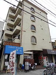 鶴町グリーンコーポ[1階]の外観