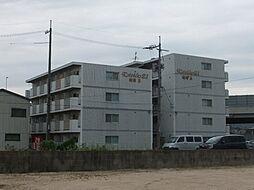エトワール21船穂マンションB[2階]の外観