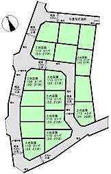練馬区大泉町2丁目 土地 5区画