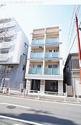 東京都墨田区向島の賃貸マンションの外観