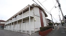 コーポ谷田貝[1階]の外観