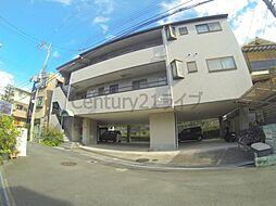 前川マンション3番館[3階]の外観